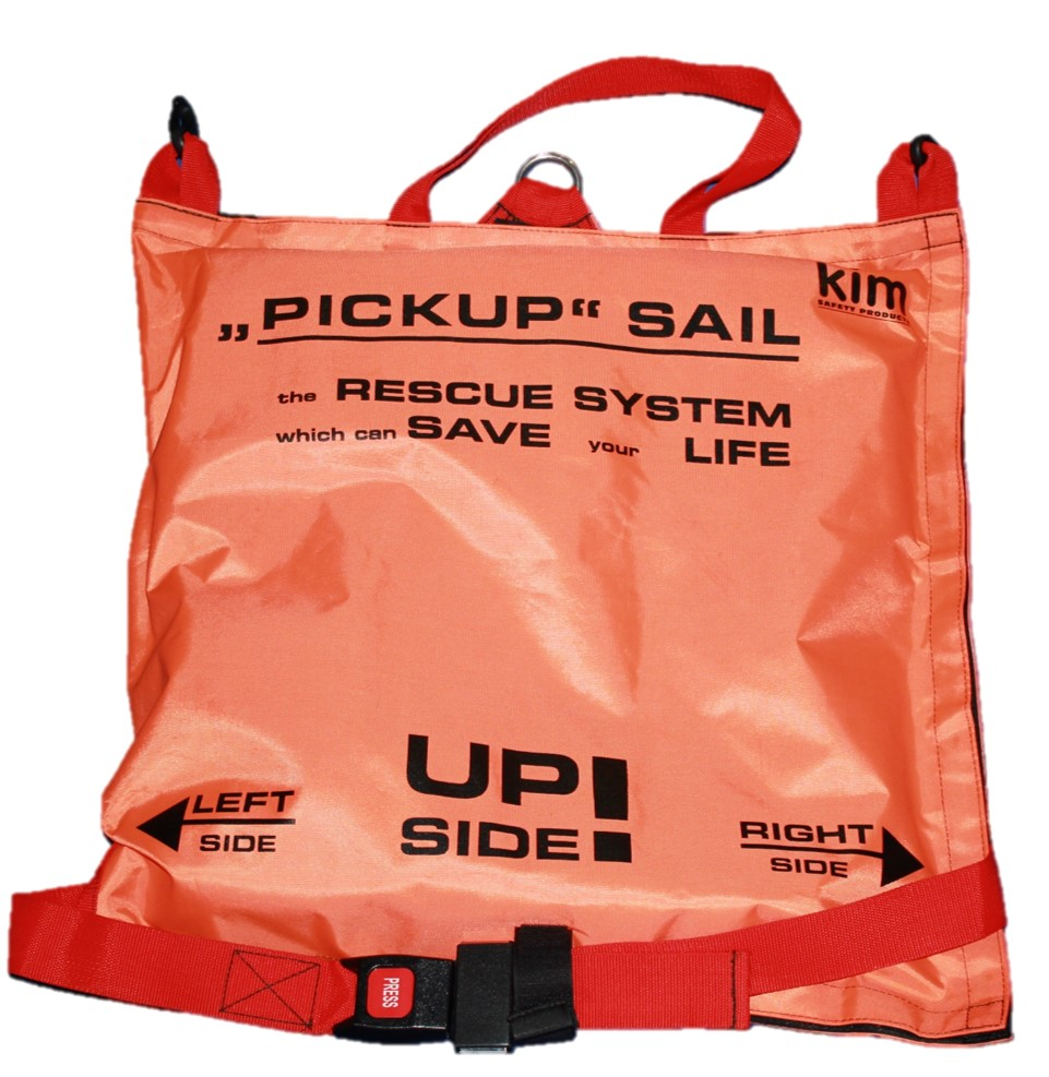 Kim Pick Up Sail MOB Man Overboard Recovery Rescue Procedure Drill complete