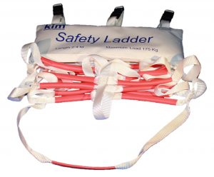 Picture of the Kim Safety Ladder contents