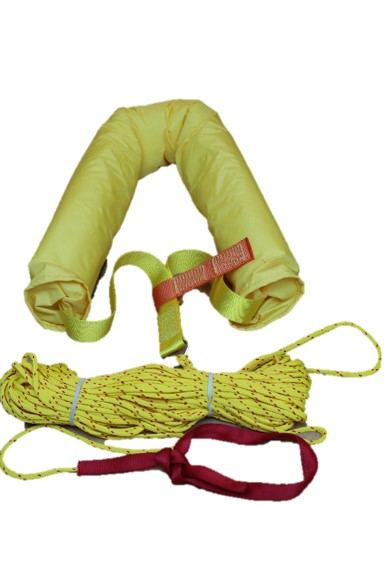 Oscar Recovery System MOB Man Overboard Rescue Recovery Procedure Drill
