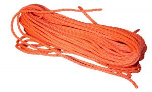Picture of the Trem Security throwing line on a plain white background.