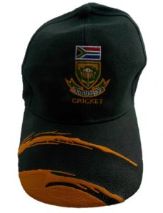 Picture of a south african cricket baseball cap